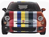 характер по цвету авто