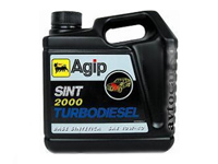 Масло моторное Agip Sint Turbodiesel 10-W40