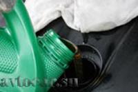 Сами: Замена моторного масла